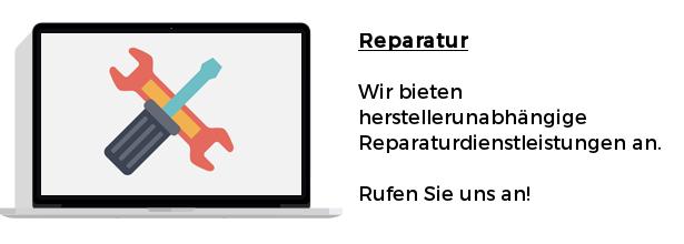 Reparatur - Wir bieten Herstellerunabhängige Reparaturdienstleistungen an. Rufen Sie uns an!